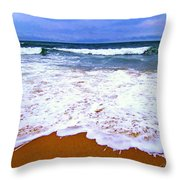 Montauk 1 Throw Pillow