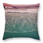 Montauk 2 Throw Pillow by Cindy Greenstein