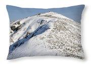 Mount Lafayette - White Mountains New Hampshire Throw Pillow