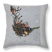 Natures Teapot # 2 Throw Pillow