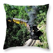Nostalgic Moments Throw Pillow
