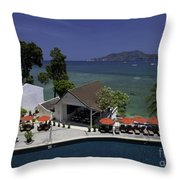 Phuket Thailand Throw Pillow