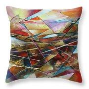 ' Surface ' Throw Pillow