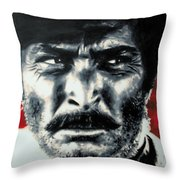 - The Good The Bad And The Ugly - Throw Pillow