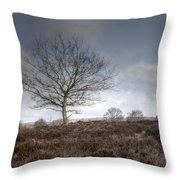 Tree On The Common  Throw Pillow