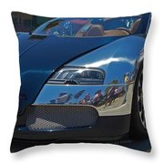 0 To 60 In 2 Throw Pillow
