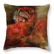 002 Pakhtun B Throw Pillow