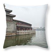0050-2- Beihai Park Throw Pillow