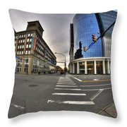01 Delaware And Chippewa Dec2015 Throw Pillow