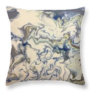 01032017a Throw Pillow by Sonya Wilson