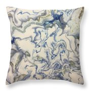 01032017d Throw Pillow by Sonya Wilson