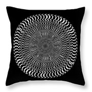 #0110201511 Throw Pillow