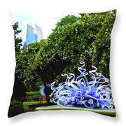 01142017059 Throw Pillow