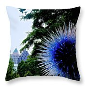 01142017076 Throw Pillow