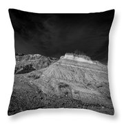 030715 Palo Duro Canyon 055-2 Throw Pillow
