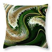 04-4b001 Throw Pillow