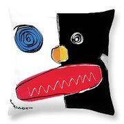 040811ba Throw Pillow