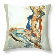 04958 Suddenly Throw Pillow
