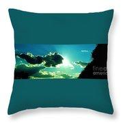 05042013028 Throw Pillow