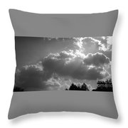 05222012057 Throw Pillow