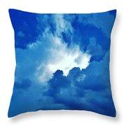 05222012064 Throw Pillow