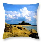 05222012101 Throw Pillow