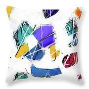 071217aa Throw Pillow