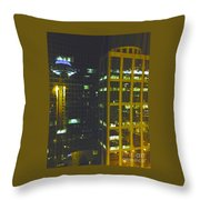 09032015002 Throw Pillow