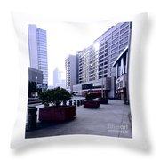 09032015015 Throw Pillow