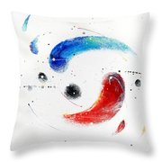 090824 Throw Pillow