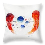 090825 Throw Pillow