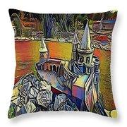 Church - My Www Vikinek-art.com Throw Pillow