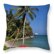 Phuket Thailand Throw Pillow