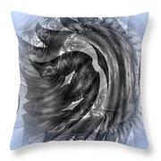 090120173 Throw Pillow by Visual Artist Frank Bonilla