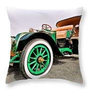 1914 Renault Type Ef Victoria Throw Pillow