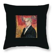 1919 Alexander Golovin Throw Pillow