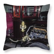 1919 Ford Model-t Throw Pillow