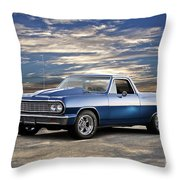 1964 Chevrolet El Camino I Throw Pillow