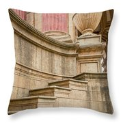 2541- Palace Of Fine Arts Throw Pillow
