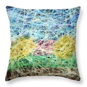 31 Throw Pillow