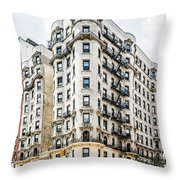 418 Cpw Throw Pillow