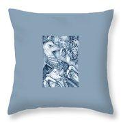48563 Adrienne Segur Throw Pillow