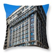 50 Cpw Throw Pillow