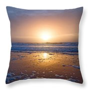 A Gift Every Morning Throw Pillow