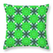 Arabesque 096 Throw Pillow