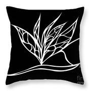 Absent Fairy Throw Pillow