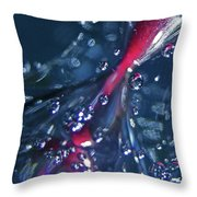 Abstract 089 Throw Pillow