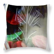 Abstract 9005 Throw Pillow