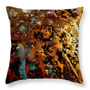 Abstract Play 04 Throw Pillow