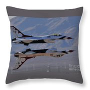 Aircrafts Throw Pillow